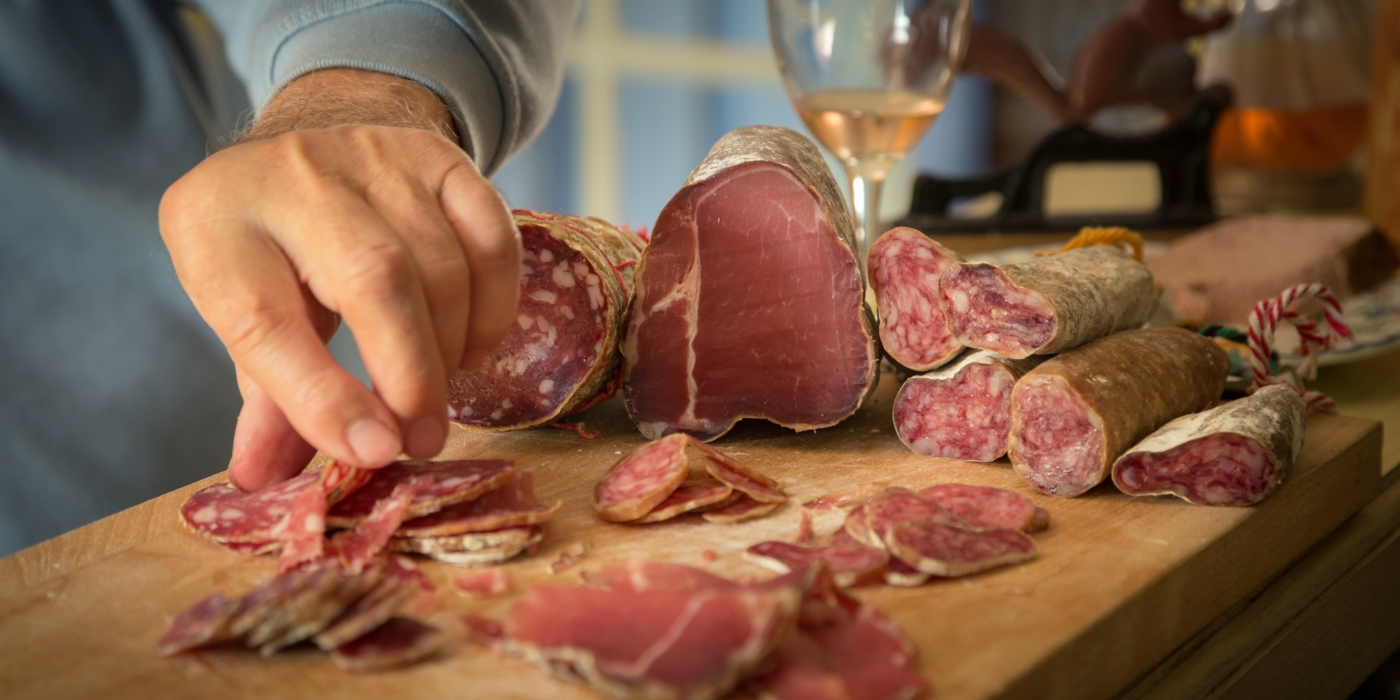 Salumi, salami - what's the difference?