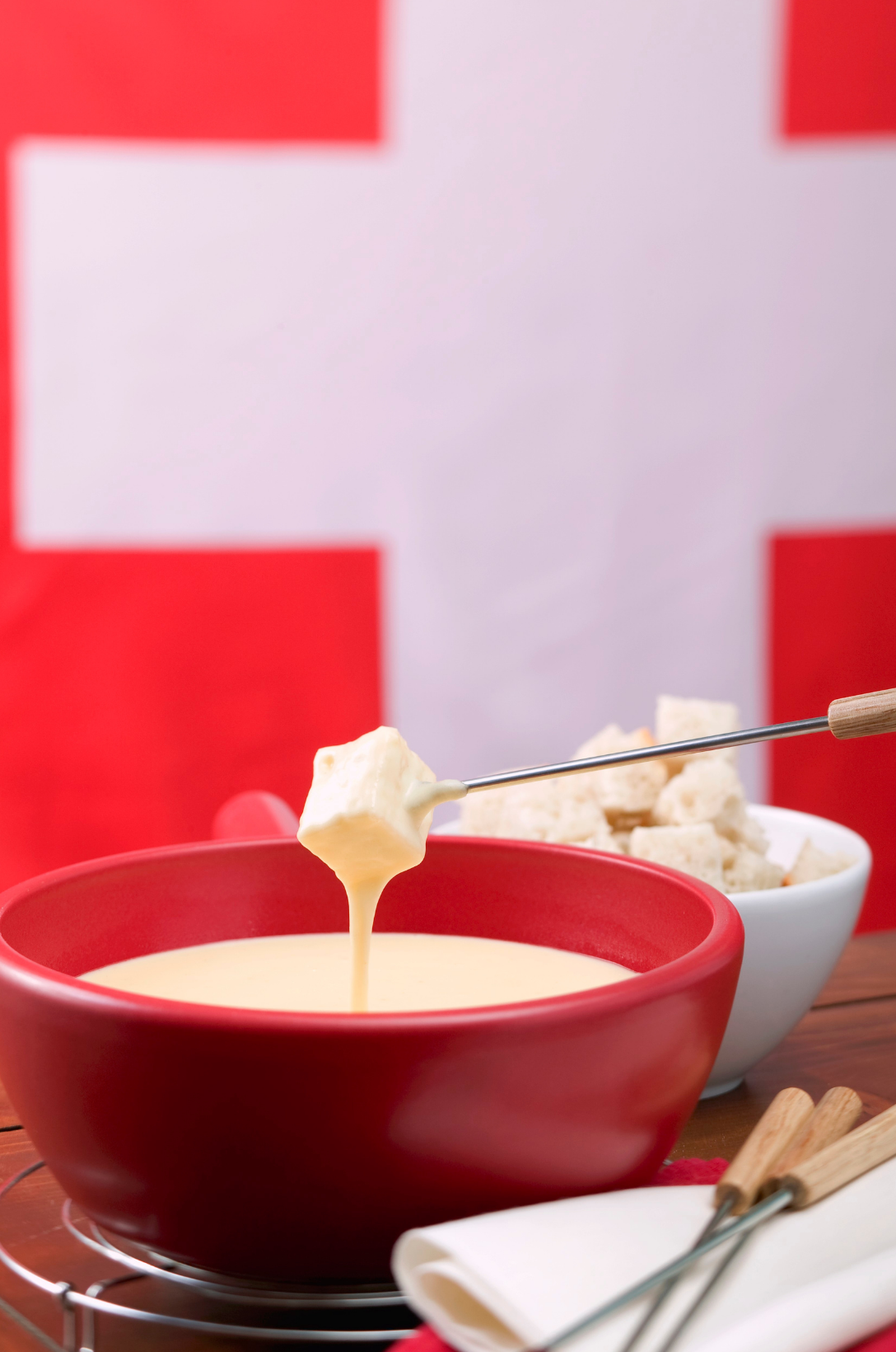 Fondue - our take on classic Swiss, French and Italian Specialties