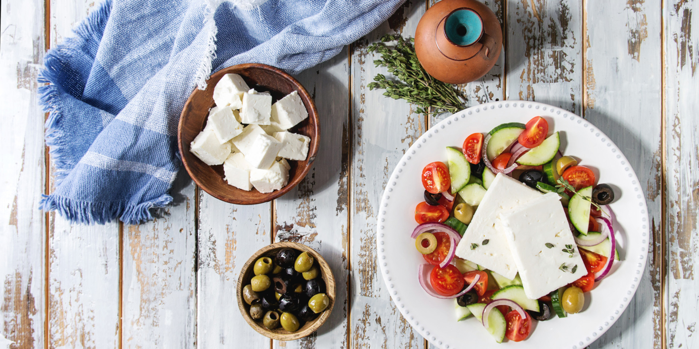 Feta - 2,000 years of history ... and one viral tik-tok video
